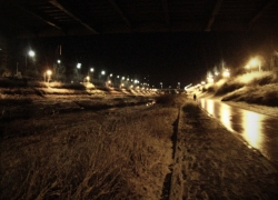 cold seoul canal