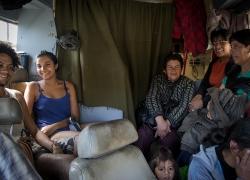 Bus Passengers to Cuzco
