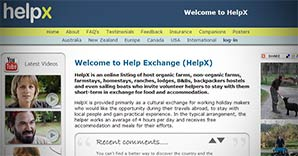 work exchange help exchange