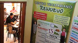 Vegetarian Restaurants in La Paz Bolivia